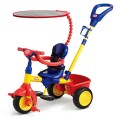 little-tikes-super triciclo 3 em 1